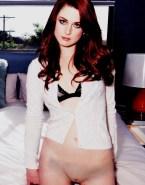 Alexandra Breckenridge Pantiless Homemade Porn 001