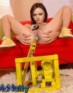 Alexis Bledel Dildo Sex Toy Fake-49188