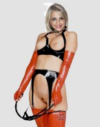 Ali Bastian Bdsm Latex Fake 001