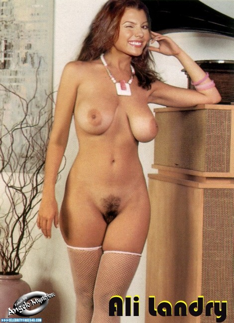 Ali landry nude consider, that