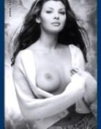 Ali Landry Horny Tits Nude 001