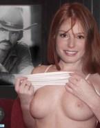 Alicia Witt Flashing Tits Hacked 001