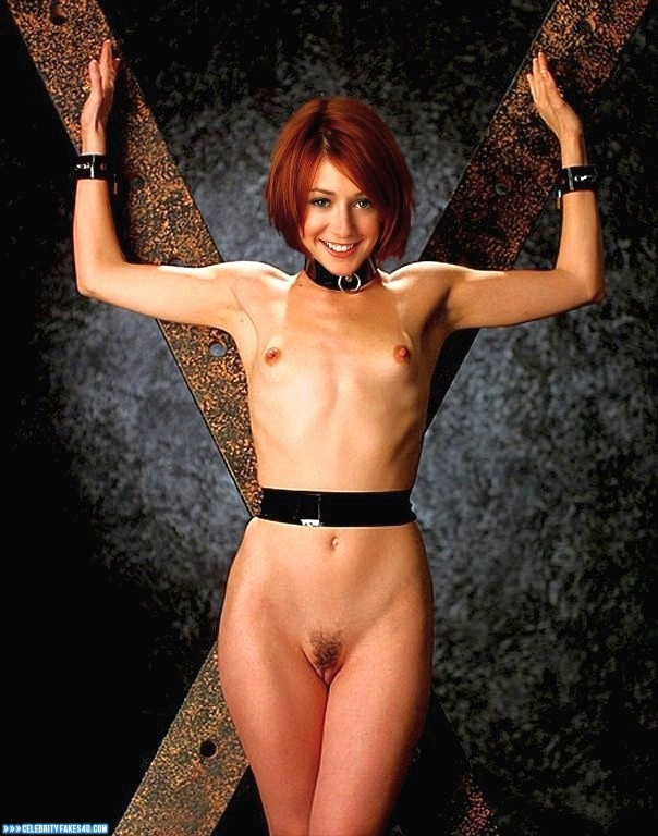 Alyson Hannigan Naked Pictures