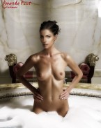 Amanda Peet Shower Wet 001
