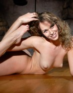 Amanda Righetti Legs Breasts Nude 001