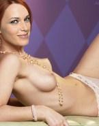 Amanda Righetti Panties Topless Nudes 001