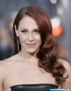 Amanda Righetti Public Facial Xxx 001