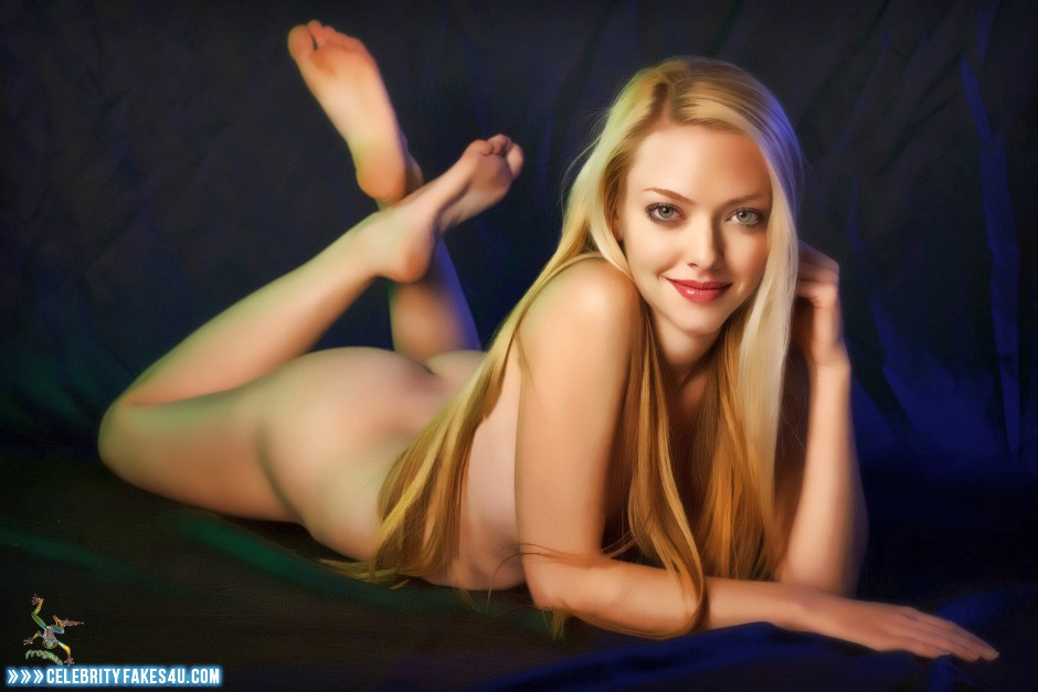 amanda sayfried fake nude