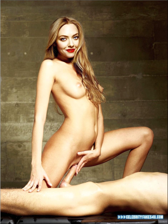 Amanda Seyfried Sex Nude amanda seyfried touching herself riding sex fake 001