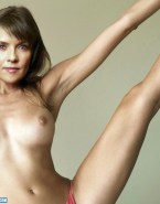 Amanda Tapping Legs Breasts Porn 001