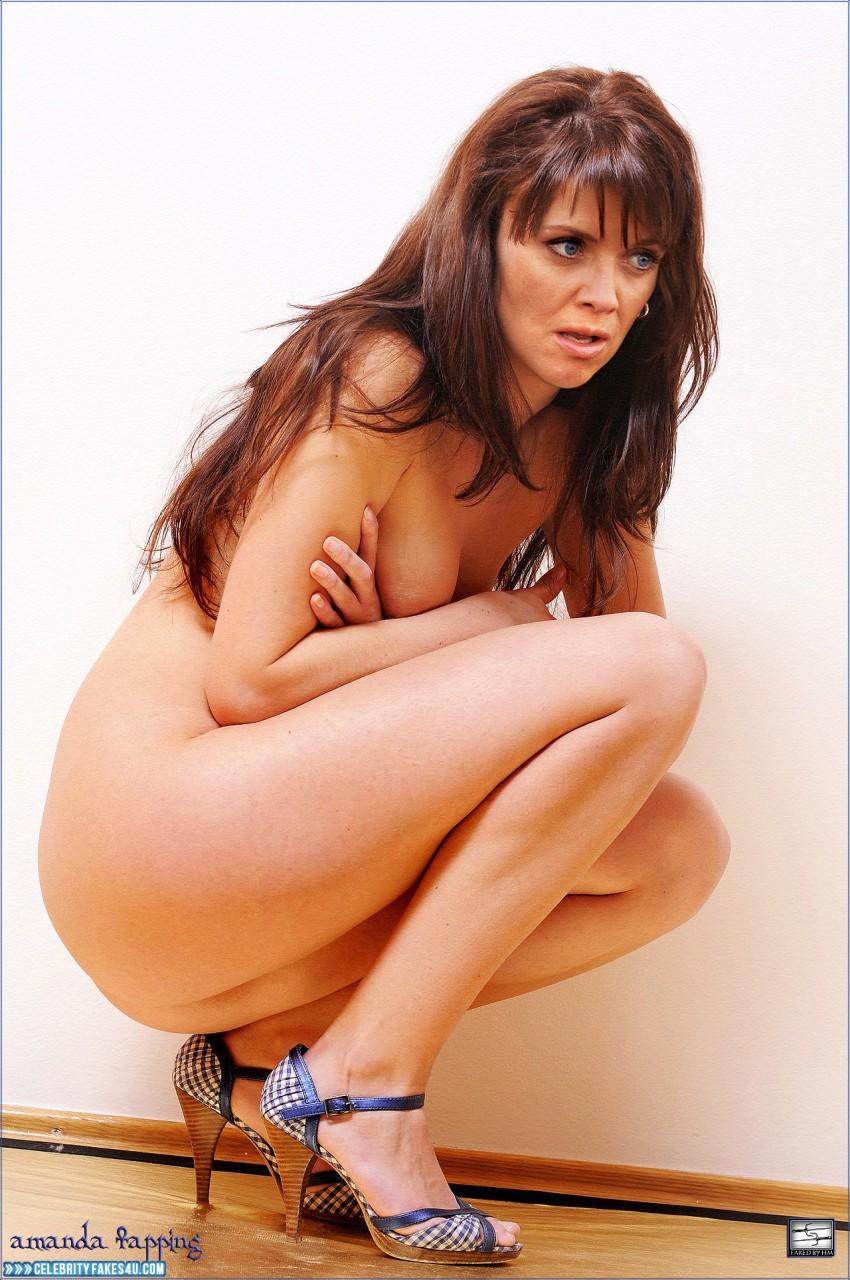 Amanda Tapping Naked amanda tapping naked 004 « celebrity fakes 4u