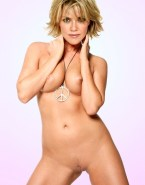 Amanda Tapping Nude Body Blonde 001