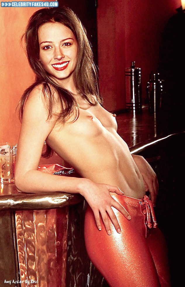 Amy Acker Topless