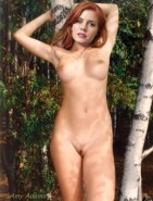 Amy Adams Naked In The Woods Fake