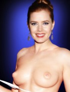 Amy Adams Topless Naked Tits Fake