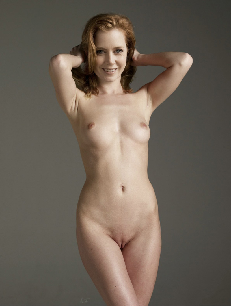 Toppless pics of amy adams you