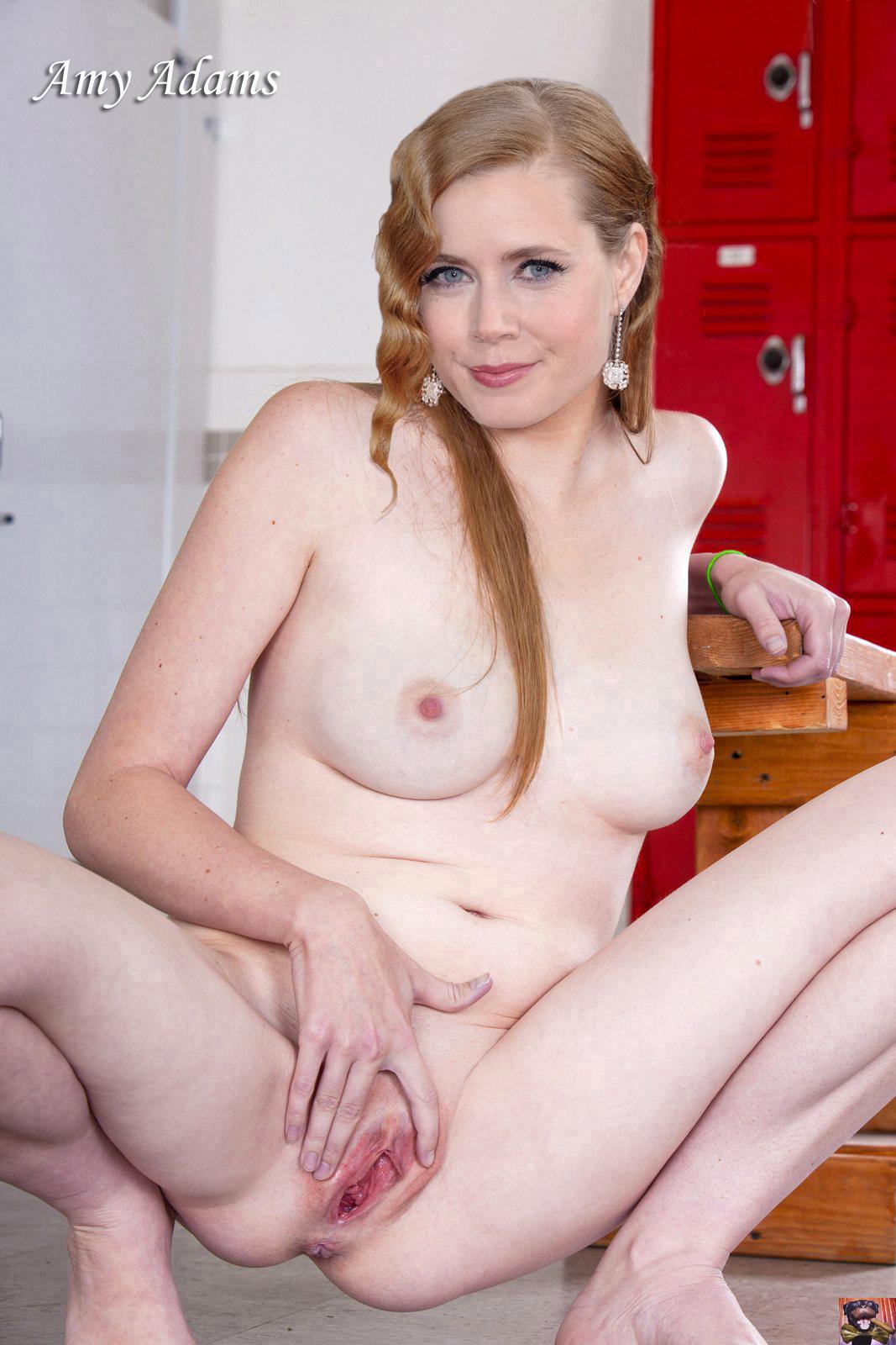 Amy adams fake topless — 6