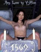 Amy Lee Small Tits Bondage 001