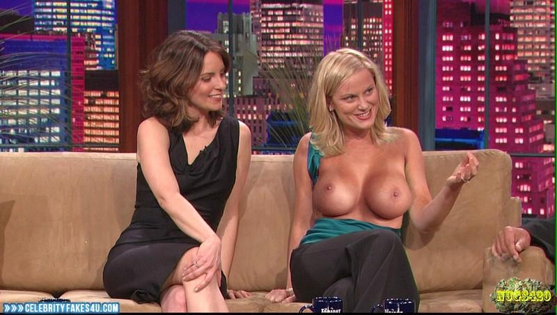 Amy Poehler Tits