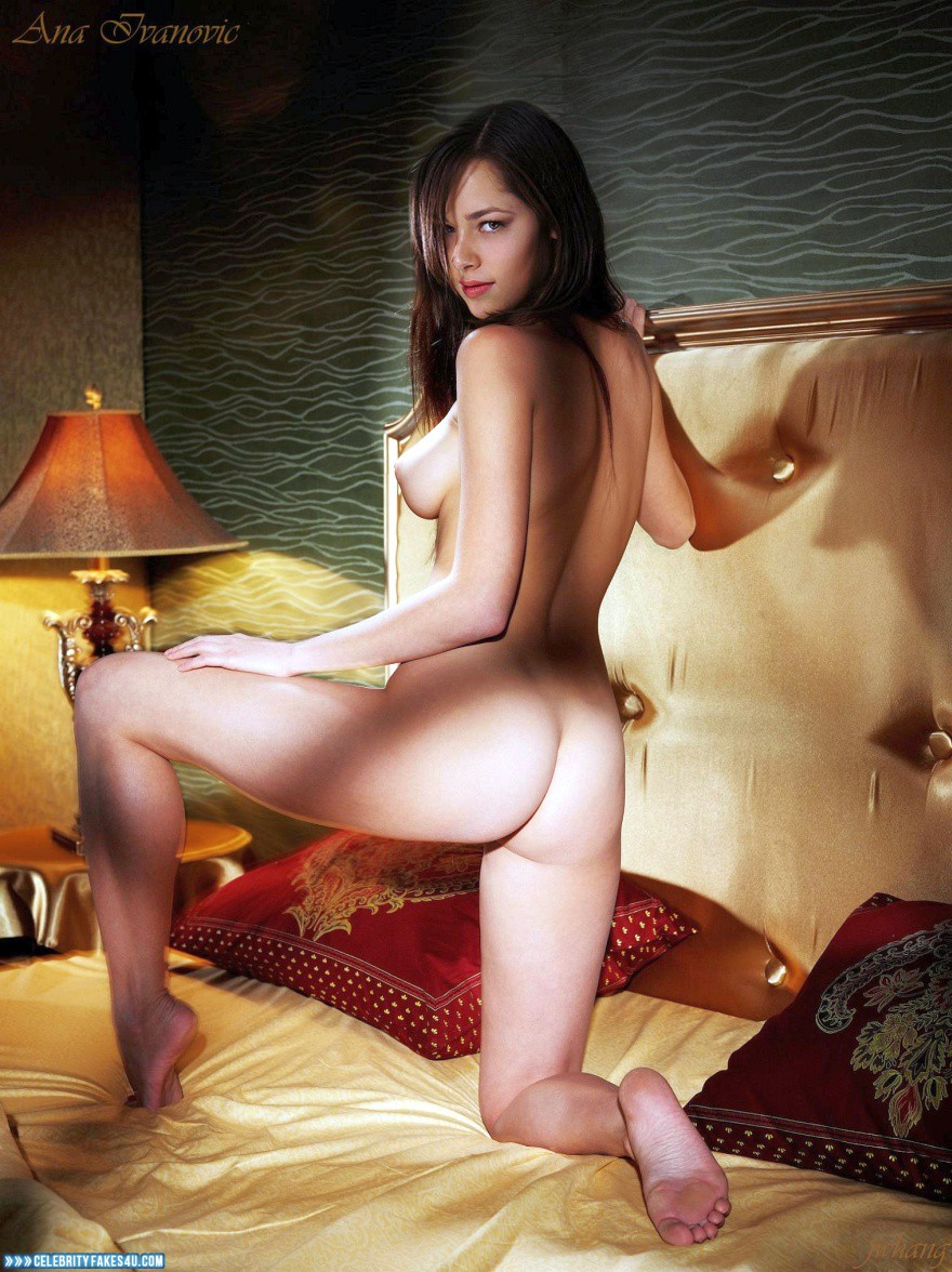 Ana Ivanovic Nude Pics ana ivanovic ass sideboob porn fake 001 « celebrity fakes 4u