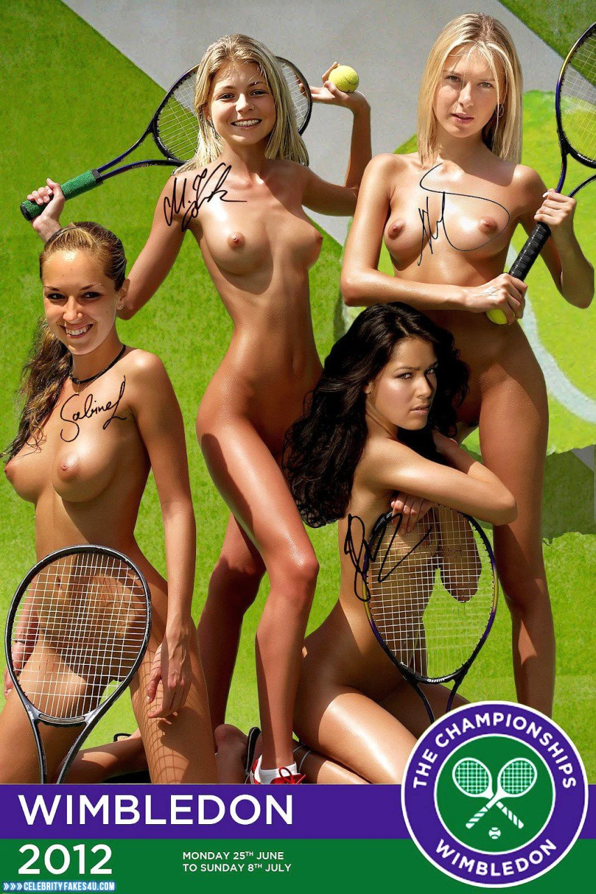 Ana Ivanovic Nude Pics ana ivanovic lesbian nude body fake 001 « celebrity fakes 4u