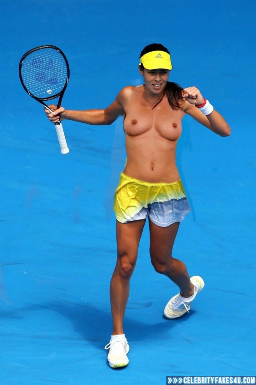 Ana Ivanovic Nude Pics ana ivanovic topless public nude fake 001 « celebrity fakes 4u