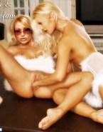 Anastacia Vagina Fisting Lesbian Nude Fake 001