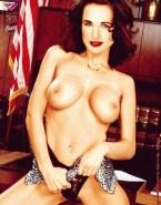 Andie MacDowell Great Tits Topless Fake