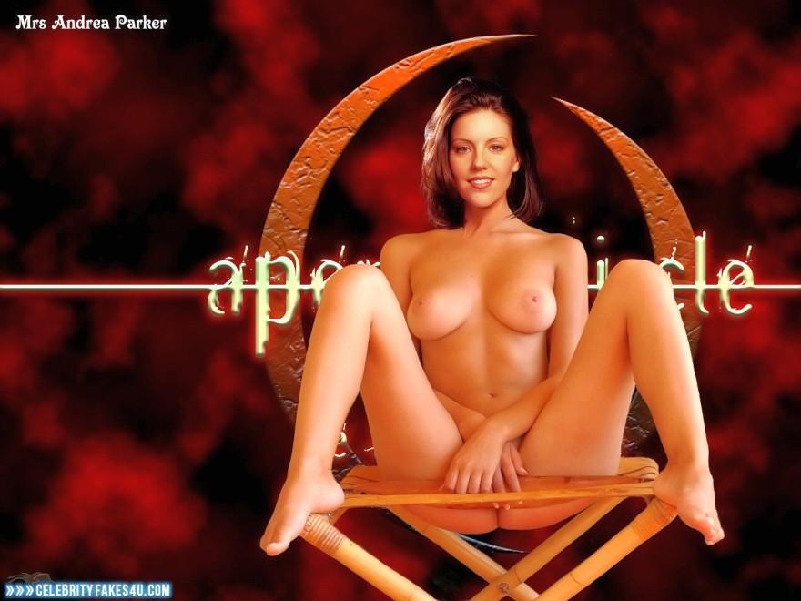Andrea Parker Fake, Legs, Nude, Tits, Porn