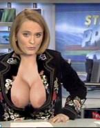Andreea Esca Big Tits Public Fake 001