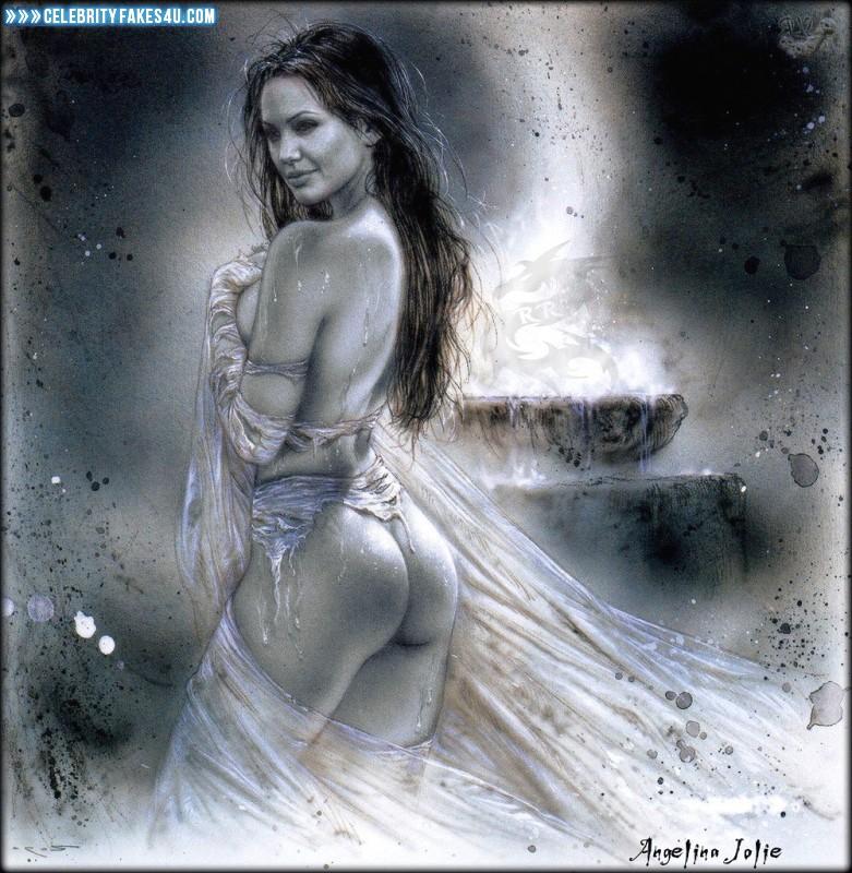 Angelina Cartoon Porn - Angelina Jolie Ass Toon Porn 001 Â« Celebrity Fakes 4U