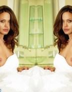 Angelina Jolie Boobs 025