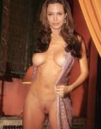Angelina Jolie Camel Toe Naked Body 001