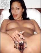 Angelina Jolie Juicy Pussy Sex Toy Porn 001