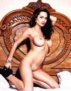 Angelina Jolie Nude Body Breasts 009