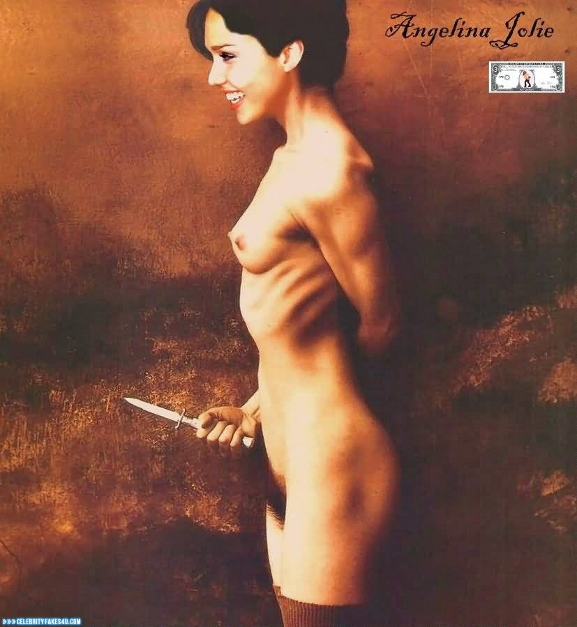 Angelina Jolie Fake, Naked Body, Nude, Porn