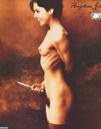 Angelina Jolie Nude Body Porn 002