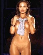 Angelina Jolie Nude Body Tits 003