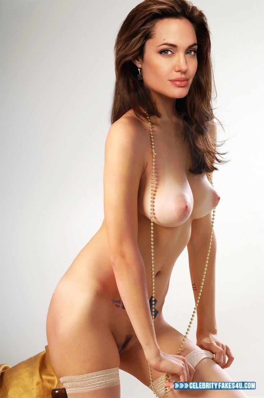 Angelina Jolie Nude Pictures angelina jolie nude boobs 001 « celebrity fakes 4u