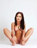 Angelina Jolie Tits Pussy 002