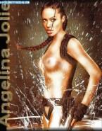 Angelina Jolie Toon Tomb Raider Nude 001