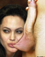 Angelina Jolie Blowjob Handjob Sex 001