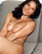 Angie Harmon Squeezing Tits Homemade Fake 001