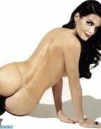 Angie Harmon Thong Ass Nude Fake 001