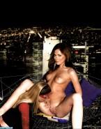 Anna Friel Lesbian Great Tits Naked 001