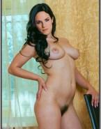 Anna Silk Hairy Pussy Naked Body 001
