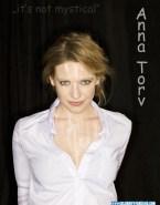 Anna Torv Horny Facial 001