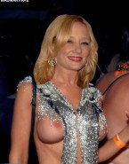 Anne Heche Breasts Public Porn Fake 001