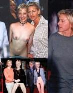 Anne Heche Lesbian Public Nsfw Fake 001