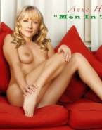 Anne Heche Tits Blonde Naked Fake 001